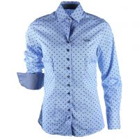 HV Polo - Bluse - Orchid