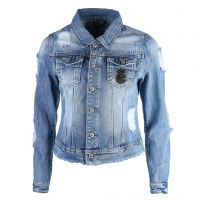 Blue Monkey - Jeansjacke