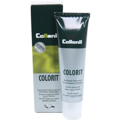Collonil Farbcreme Colorit Weiß