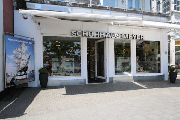 Schuhhaus Meyer in Travemünde