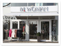 Exklusive Damenmode bei M.WOMAN in Travem�nde.