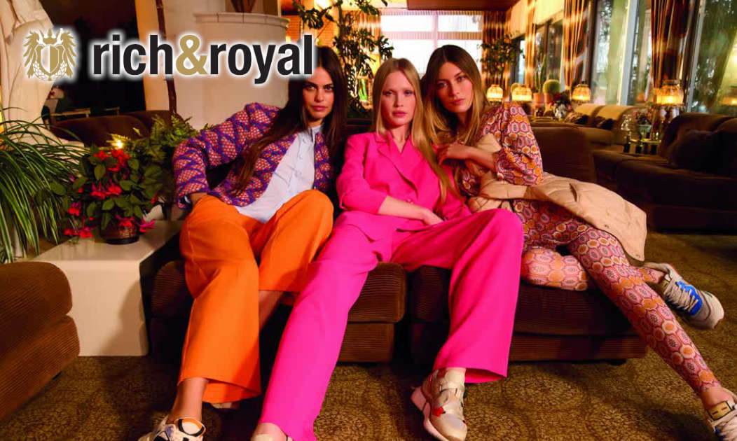 Rich & Royal Mode online kaufen