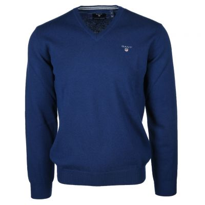 Gant - Pullover - Superfine Lambswool V-Neck