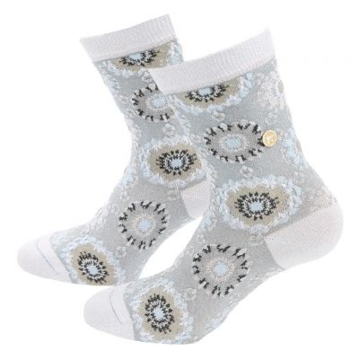 Birkenstock Socken - Socken - Cotton Bling Flowers