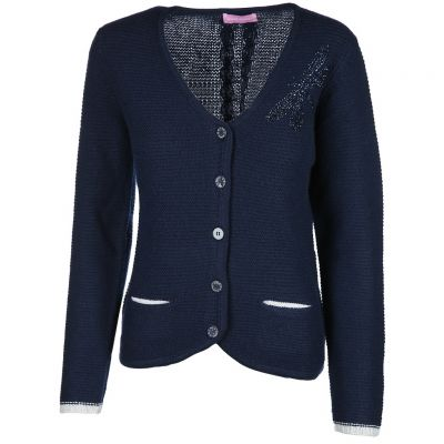 six-o-seven - Strickjacke