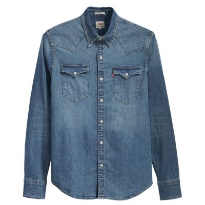 Levi's - Jeanshemd - Barstow Western