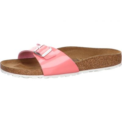 Birkenstock - Zehentrenner - Madrid BF Patent Strawberry I