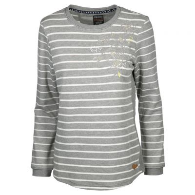 soquesto - Sweatshirt mit Stickereien