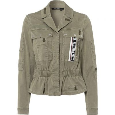 Marc Aurel - Jacke im urbanen Safari-Look