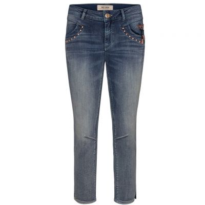 Mos Mosh - Jeans im Cropped Look - Naomi