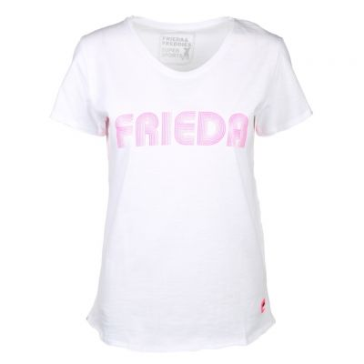 Frieda & Freddies - Shirt mit Neon-Details