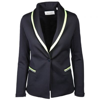 Rich & Royal - Blazer mit Neondetails