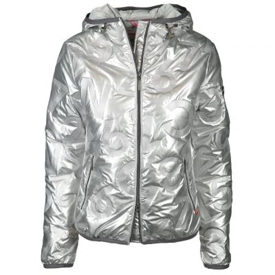Frieda & Freddies - Steppjacke in Silber