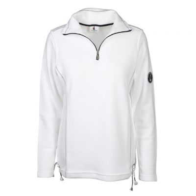 wind sportswear - Sweat Troyer mit Ziernähten