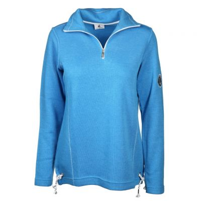 wind sportswear - Sweat Troyer in Royalblau