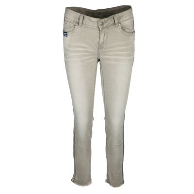 Blue Monkey - Cropped Jeans - Honey