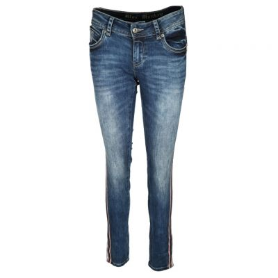 Blue Monkey - Acid Washed Jeans - Laura