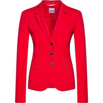 Airfield - Blazer in Signalrot - Song Blazer