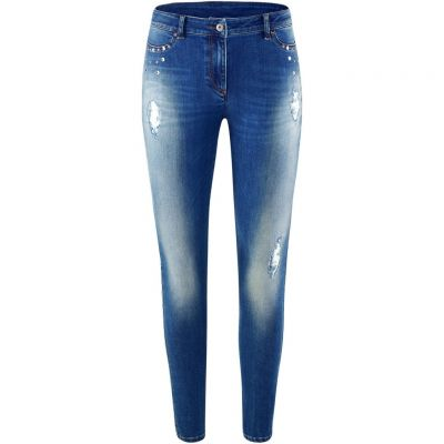 Airfield - Jeans im Used Look - JPL-162