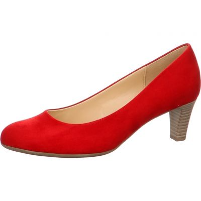 Gabor - Pumps in Cherry Red
