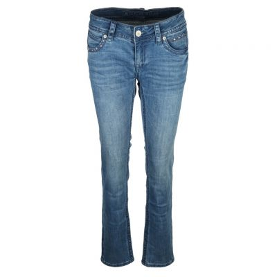 Blue Monkey - Jeans mit Strasssteinen - Stacy