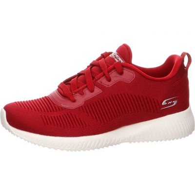 Skechers - Sneaker in Rot - Tough Talk