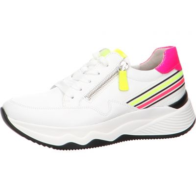 Gabor - Sneaker in Neon-Kombination