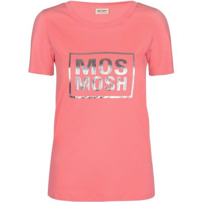 Mos Mosh - Shirt in Koralle - Most