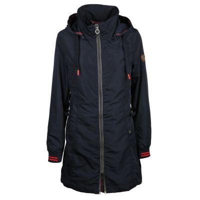 soquesto - Parka in Marineblau