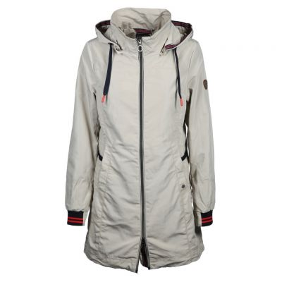 soquesto - Parka in Beige