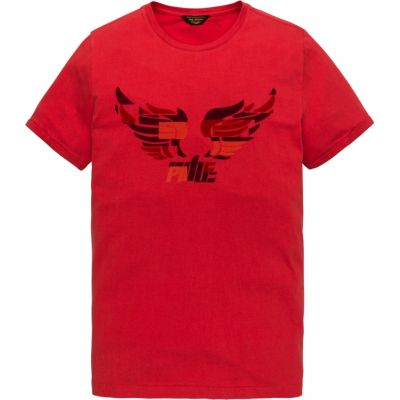 PME Legend - Shirt mit Flock-Print