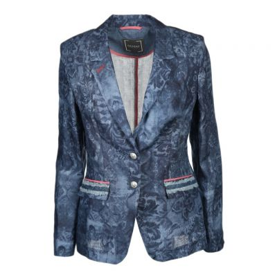 White Label - Blazer aus Leinen
