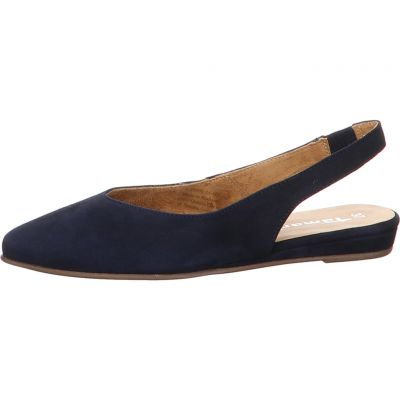 Tamaris - Slingpumps aus Velours