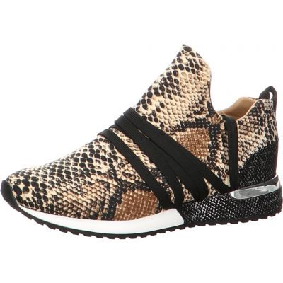 La Strada - Sneaker in Snake Optik