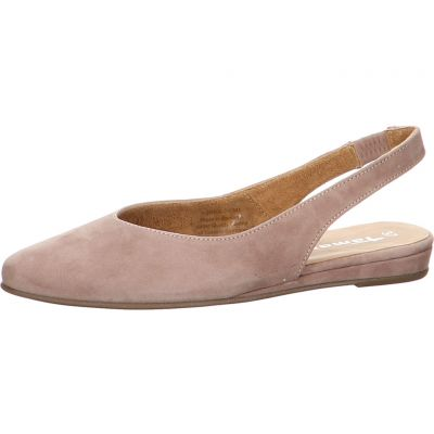 Tamaris - Slingpumps in Taupe