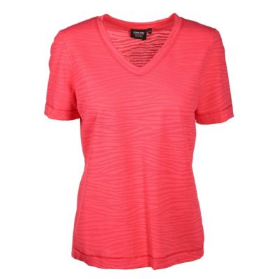 Canyon Women Sports - Sport-Shirt im Zebra Look