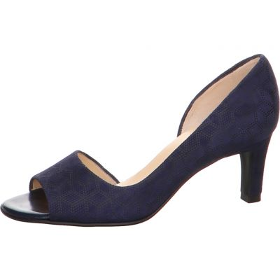 Peter Kaiser - Peeptoe in Blau - Beate