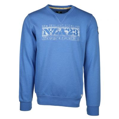 New Zealand Auckland - Sweatshirt in Royalblau - Mandamus