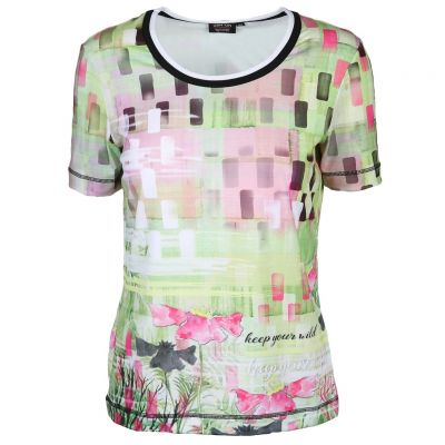 Canyon Women Sports - Shirt in Kontrastfarben