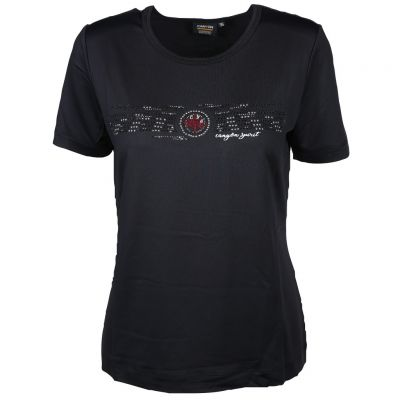 Canyon Women Sports - Shirt mit Strass-Logo