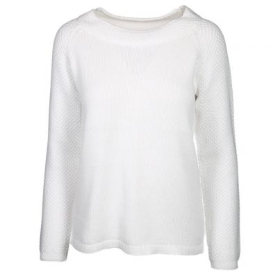 six-o-seven - Pullover in Weiß