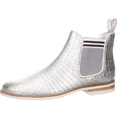 Melvin & Hamilton - Chelsea Boot in Silber - Susan 10