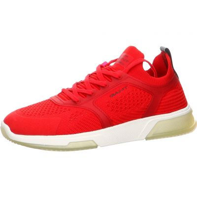 Gant - Sneaker in Rot - Hightown