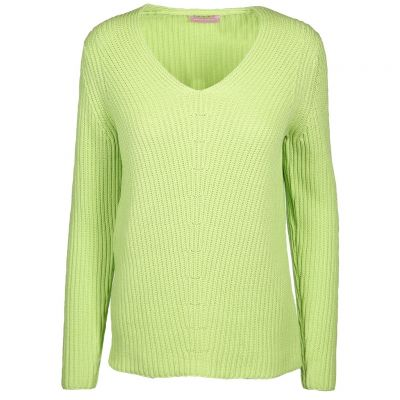 six-o-seven - Pullover mit Rippmuster