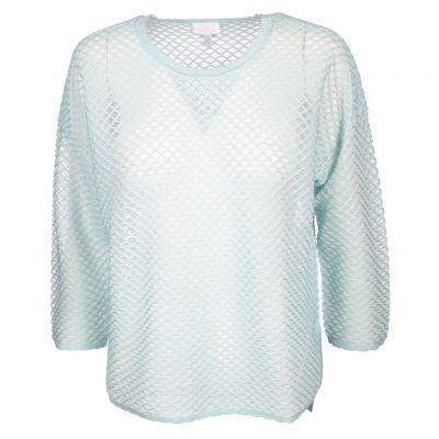 Sportalm - Shirt in Fishnet Optik