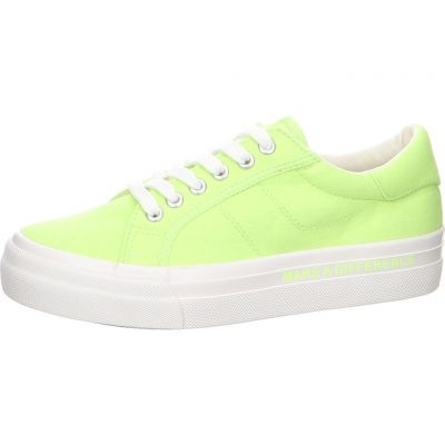 Tamaris - Schnürschuh in Lime Neon