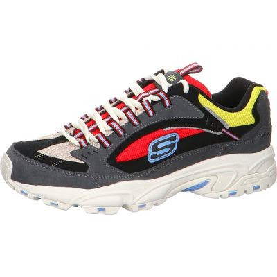 Skechers - Chunky Sneaker mit Overlays