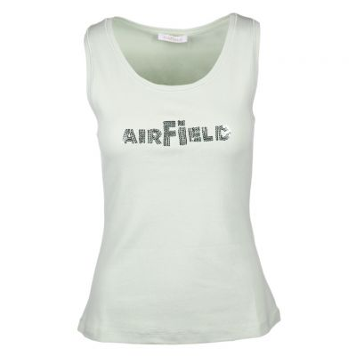 Airfield - Shirt mit Pailletten