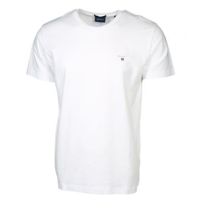 Gant - Shirt mit Logo Stickerei