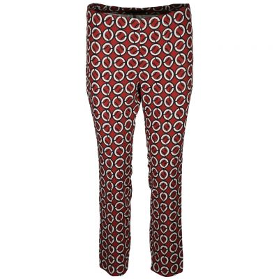 MAC - Hose mit Retro Prints - Anna